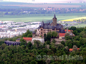 Wernigerode - Schlossberg - Copyright Sternal Media